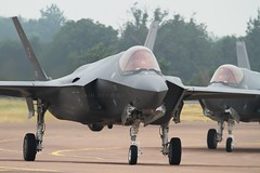 (scobie56) Tags: lockheed martin f35 lightning ii 56th fighter wing luke air force base arizona usaf united states riat 2018 fairford