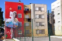 Quinta do Mocho - Loures (Portugal) (jaime.silva) Tags: quintadomocho portugal portugalia portugalsko portugália portugalija portugali portugale portugalsk portogallo portugalska portúgal portugāle lisboa lisbon lisbonne lissabon lisszabon lisbona lisabona lisabon lissabonin lissaboni lisabonos lisabonas lizbona lizbon lizbonska loures sacavem streetart streetartist street muralpainting mural pinturamural spraypaint spray spraypainting graffiti graf artepublica arteurbana urban urbanart zagsia