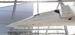 G-BOAG British Airways Aérospatiale/BAC Concorde (Niall McCormick) Tags: boeing field gboag british airways aérospatialebac concorde