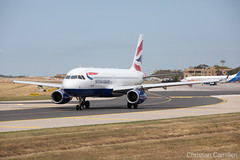 British Airways Airbus A320-232 'G-GATH' LMML - 22.05.2019 (Chris_Camille) Tags: airbus air spottinglog registrations planespotting spotting maltairport airplane aircraft plane sky fly takeoff airport lmml mla aviationgeek avgeek aviation canon5d canon ba blue speedbird britishairways british airways