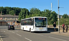 AY09 BYC, Galloway Plaxton bodied VDL, Princes Street, Ipswich, 30th. May 2019. (Crewcastrian) Tags: ipswich buses galloway transport princesstreet vdl plaxton 203 ay09byc