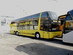 DSCN8009 Ecolines, Warszawa WI 6209Y (Skillsbus) Tags: coaches buses czechrepublic ecolines poland neoplan skyliner