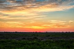 Mornin' Namutoni (orkomedix) Tags: canon photography namibia namutoni morning sunrise sun clouds light outdoor 550d africa