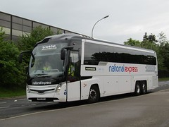 Go North East 7138 / BM68 AHA. (guyparkroyal) Tags: nationalexpress