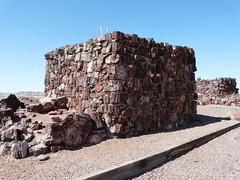 Agate House (jb10okie) Tags: america usa arizona petrifiedforestnationalpark nps vacation travel trip spring 2018 nationalparks petrifiedforest hiking trails