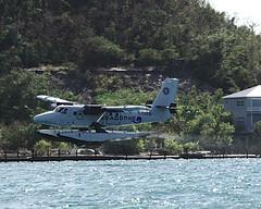 Island Hopper (vmi63) Tags: saintthomas usvirginislands charlotteamalie seaplane