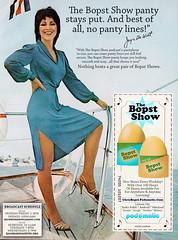 Bopst Show (BOPST) Tags: bopst design graphicdesign photoshop poster gigposter bopstshow podcast podomatic joycedewitt threescompany meme leggs musicpodcast 2018 parody