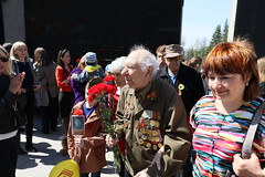 IMG_3302 (bag214) Tags: parade wwii victory military glory army novosibirsk 9may