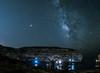 Milky Way over Dwejra, Gozo (Buntsphotography) Tags: dwejra gozo milkyway nikon