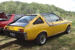 Renault 17 Gordini Découvrable 2-10-1974 10-DS-17 (Fuego 81) Tags: renault 17 gordini découvrable 1974 10ds17 cwodlp onk sidecode3 r17