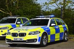 OU67 CWA (S11 AUN) Tags: thames valley police tvp bmw 530d estate touring anpr traffic car roads policing unit rpu 999 emergency vehicle ou67cwa