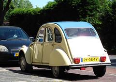 1986 Citroën 2CV 6 Spécial (rvandermaar) Tags: 1986 citroën 2cv 6 spécial citroën2cv6 citroën2cv citroen2cv citroen sidecode4 py08tv
