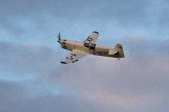 Percival Mew Gull (Beth Hartle Photographs2013) Tags: shuttleworthcollection shuttleworth oldwarden airshow aircraft historicaircraft british racers percivalmewgull mewgull