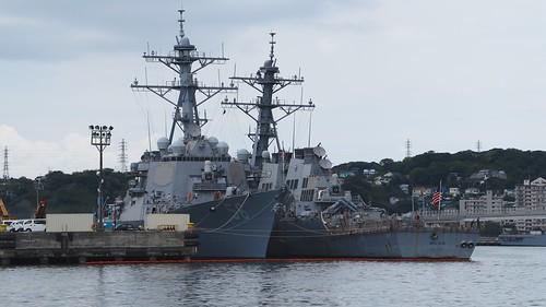 Aegis warship - USS John S. McCain (DDG-56)