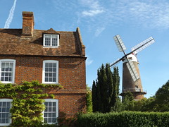 Quainton Windmill II, Buckinghamshire, 1 June 2019 (AndrewDixon2812) Tags: quainton buckinghamshire aylesbury windmill village chiltern bernwood
