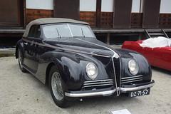 cd'ek19021 (tanayan) Tags: car automobile kyoto japan nikon v3 nijyo 二条城 京都 日本 zagato concorso deleganza alfa romeo italian castle