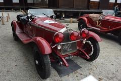cd'ek19014 (tanayan) Tags: car automobile kyoto japan nikon v3 nijyo 二条城 京都 日本 zagato concorso deleganza alfa romeo italian castle