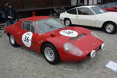 cd'ek19062 (tanayan) Tags: car automobile kyoto japan nikon v3 nijyo 二条城 京都 日本 zagato concorso deleganza abarth castle