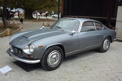 cd'ek19064 (tanayan) Tags: car automobile kyoto japan nikon v3 nijyo 二条城 京都 日本 zagato concorso deleganza italian castle lancia