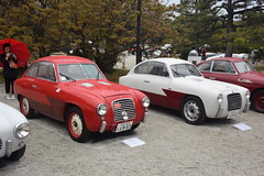 cd'ek19026 (tanayan) Tags: car automobile kyoto japan nikon v3 nijyo 二条城 京都 日本 zagato concorso deleganza castle