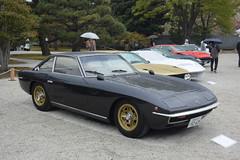 cd'ek19030 (tanayan) Tags: car automobile kyoto japan nikon v3 nijyo 二条城 京都 日本 zagato concorso deleganza lamborghini italian castle