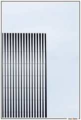 Data Center BNTHMCRWL (imaGilaire) Tags: architecture architecte benthemcrowelarchitects nerderland datacenter university amsterdam lignes lines abstract sky architecturemoderne black white facade wall imagilaire 2019 minimalisme