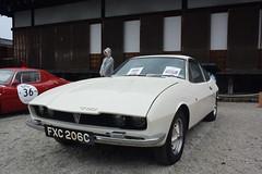 cd'ek19010 (tanayan) Tags: car automobile kyoto japan nikon v3 nijyo 二条城 京都 日本 zagato concorso deleganza rover british castle