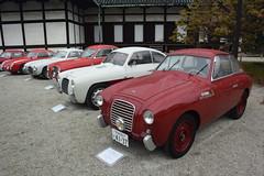 cd'ek19079 (tanayan) Tags: car automobile kyoto japan nikon v3 nijyo 二条城 京都 日本 zagato concorso deleganza castle