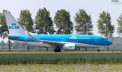 Boeing 737 PH-BGI rodando en Amsterdam (Dawlad Ast) Tags: aeropuerto internacional schiphol amsterdam international airport holanda mayo may 2019 avion plane airplane aircraft spotting aviation dutch paises bajos holland boeing 7377k2 phbgi klm sn 30364 b737 737700 737