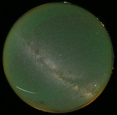 Meteor at 3:25am MDT June 1, 2019