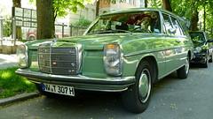 Mercedes /8 Miesen Kombi (vwcorrado89) Tags: mercedes benz mercedesbenz w 114 115 w114 w115 miesen kombi stationwagon station wagon estate carosserie 8