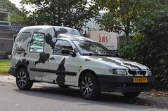 1998 Seat Inca 1.9 TDI Ligth Van (Vinylone AFS-UTS) Tags: 1998 seat inca 19 tdi ligth van