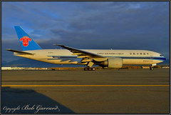 B-2073 China Southern Airlines (Bob Garrard) Tags: b2073 china southern airlines boeing 777 anc panc
