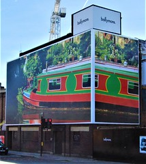 The Brentford Project Mural 2 - London. (Jim Linwood) Tags: brentford london england