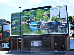 The Brentford Project Mural 1 - London. (Jim Linwood) Tags: brentford london england
