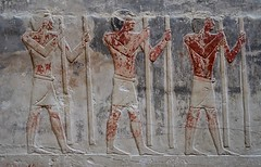 Carrying Poles (pjpink) Tags: tomb burialchamber kegemni vizier ancient egyptian history carving detailed saqqara egypt january 2019 winter pjpink 2catswithcameras