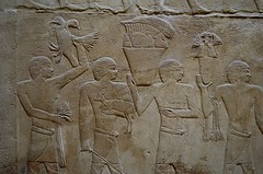Bringing in the Goods (pjpink) Tags: tomb burialchamber kegemni vizier ancient egyptian history carving detailed saqqara egypt january 2019 winter pjpink 2catswithcameras