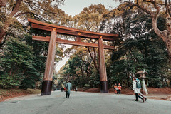Meiji Temple, Tokyo (Hadi Al-Sinan Photography) Tags: japan tokyo shinto meiji temple shrine haditravels haditravelsjapan instajapan best urban explore canon 5d 5dmarkiv
