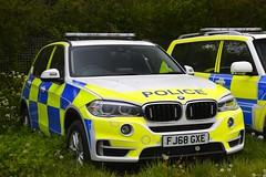 FJ68 GXE (S11 AUN) Tags: bedfordshire cambrideshire hertfordshire hampshire thames valley police tvp bmw x5 xdrive30d 4x4 touring anpr traffic car roads policing unit rpu 999 emergency vehicle fj68gxe