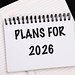 Business plans for 2026