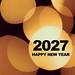 Happy New Year 2027