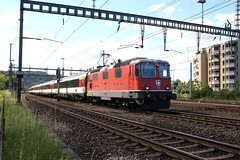 SBB Re 420 127-3 IR, Turgi (michaelgoll777) Tags: sbb re420 re44