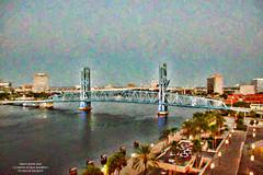 Last one of this view ... (NancySmith133) Tags: downtown stjohnsriver jacksonvillefl riverside northflorida duvalcountyfl