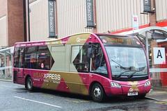 Go North East Wear Xpress 694 / YJ13 HNZ (TEN6083) Tags: northshields bedfordstreet m890 solosr optare yj13hnz 694 wearxpress gonortheast nebuses buses bus publictransport transport