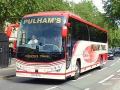 CL19PUL (47604) Tags: cl19pul pulhams bus coach volvo oxford