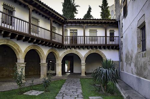 Convento de las Duenas, Salamanca