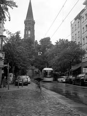 Veteranenstrasse (ucn) Tags: zeissikondonata2277u berlin 9x12 zionskirche tessar135cmf45 mitte