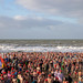 New Year's swim in the North Sea (Blomendaal aan Zee)