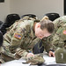 2nd Regiment Goes Through Map Reading and Testing