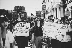 Modena Pride 2019 (enrica.spelta) Tags: blackandwhite blackwhite bwportrait bw pride modena nikonphoto nikon